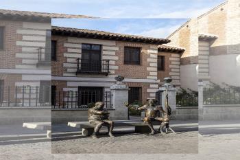 Una iniciativa del Museo Casa Natal de Cervantes, todos los sábados hasta el 13 de junio