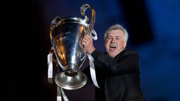 El técnico italiano del Real Madrid ingresa por primera vez debiendo 1,4 millones