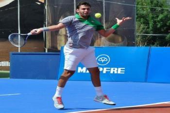 El socio y jugador del Club Tenis Chamartín será el primer tenista español en volver a competir tras el parón ocasionado por la pandemia