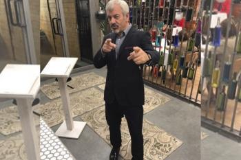 """El presentador de televisión se unirá a las actrices de la serie """"Veneno"""" el día del Pregón"""