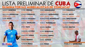 El jugador del Navalcarnero se medirá contra Guatemala el 24 de marzo y contra Curazao el 28