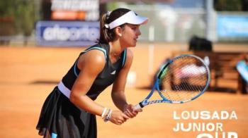La joven promesa repasa en Soy de Alcalá su amor por el tenis, los sacrificios que supone ser una deportista tan joven y sus objetivos de 2021