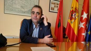 Javier Corpa critica la paralización de la vacunación, las pocas competencias de los Ayuntamientos y las ayudas económicas que no llegan al municipio