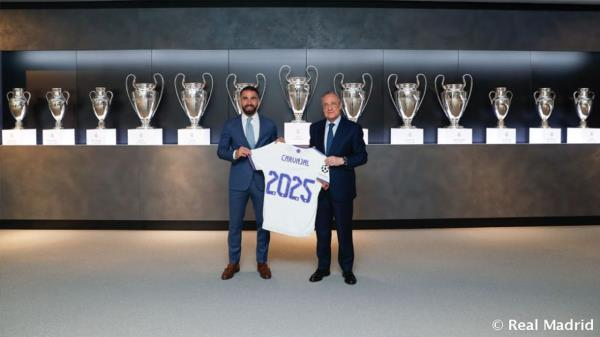 El Madrid blinda la defensa