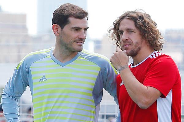 """Casillas propone un Madrid-Barça 'vintage' cuando """"todo esto pase"""""""