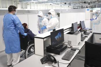 Asegura que pone en riesgo grave a los profesionales de este y otros hospitales