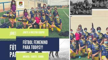 Para jugadoras nacidas en el año 2004 o anteriores, entrarían a formar parte de la plantilla del equipo senior Femenino