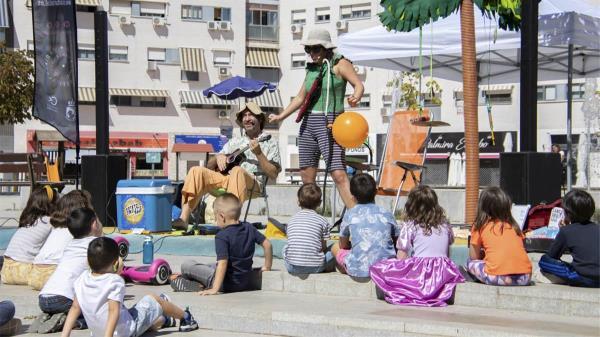 El festival ha reunido a más de cien artistas en pro de la creación local en su primera edición