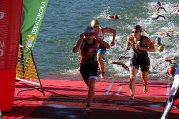 La joven alcalaína sigue obteniendo buenos resultados pese a competir contra las mejores de España