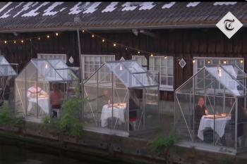 Los restaurantes innovan en busca de una solución al distanciamiento social