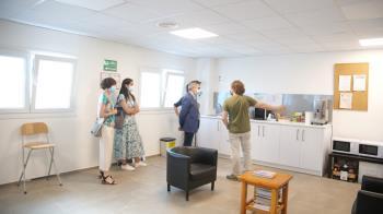 La creación de un lugar específico ha permitido ofrecer un servicio de mayor calidad o más atención personal