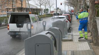El contrato incluye los servicios de limpieza viaria, recogida de residuos y la gestión del Punto Limpio Municipal, por un importe de 54 millones de euros