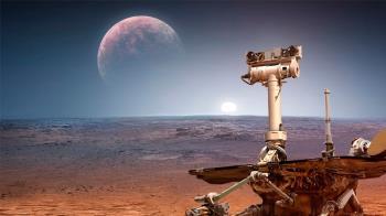 Alumnos de diversos países han seguido hoy la conferencia online 'Rumbo a Marte'