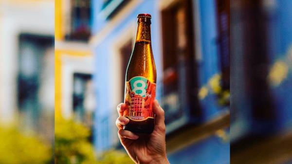 La compañía vuelve con una cerveza muy especial, la 8PM
