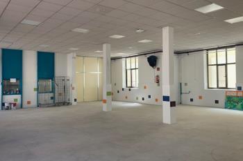 Las obras terminarán, provisionalmente, antes de que comience el nuevo curso escolar