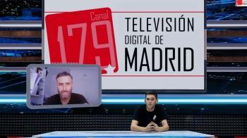 El técnico del CDF Tres Cantos repasa en TV de Madrid como fue la temporada del ascenso y como encara el club su tercera temporada en Tercera División