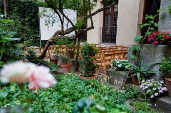 El jardín de la Casa Museo Lope de Vega es el escenario en el que se podrá disfrutar los miércoles de agosto