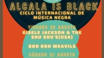 """Se trata de """"Alcalá is Black"""", y tendrá lugar los días 20 y 21 de agosto en la Huerta del Obispo"""