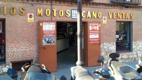 Cierra Motos Cano