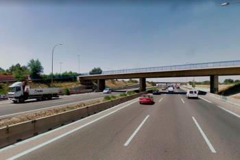 La pasarela peatonal permanecerá cerrada durante las noches para realizar trabajos de mantenimiento