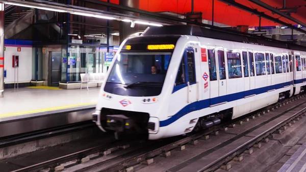 La Comunidad de Madrid cerrará el recorrido entre las estaciones de Colombia y Plaza Castilla