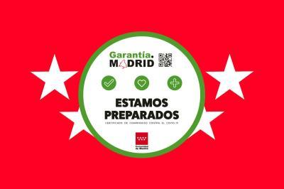 Lee toda la noticia ' Cinco empresas de Alcorcón, entre las primeras de la Región en obtener el Identificativo Garantía Madrid'