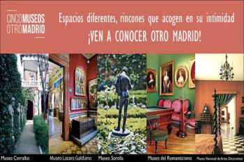 La ruta Cinco Museos, Otro Madrid te permite conocer algunos de los museos más desconocidos de la ciudad solo por 12 euros