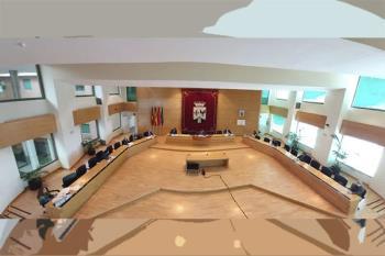 """Los vecinos de Alcobendas han donado los alimentos al programa municipal """"Llenamos la despensa"""""""
