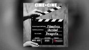 Cuenta con tres ciclos: '¡Acción!', 'Proyecta' y 'Filmoteca'