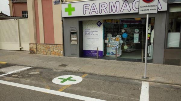 Ciudadanos agradece el apoyo a la creación de aparcamientos en las farmacias