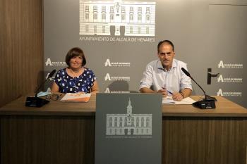 """Miguel Ángel Lezcano: """"Queremos una Alcalá de futuro, no una Alcalá de parches"""""""