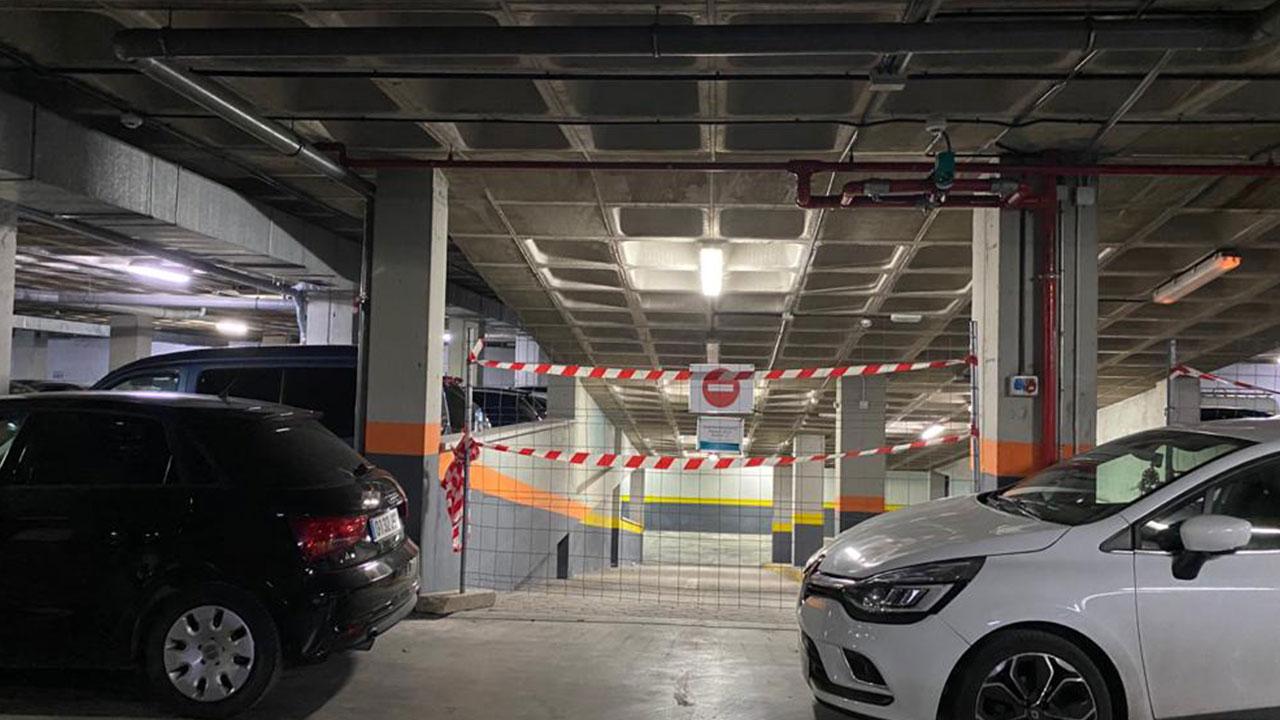 El objetivo es ampliar la capacidad de estacionamiento del área