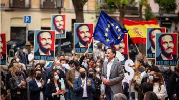 """Edmundo Bal ensalza la """"sensatez y moderación"""" de Ciudadanos para llamar al voto el próximo 4 de mayo"""