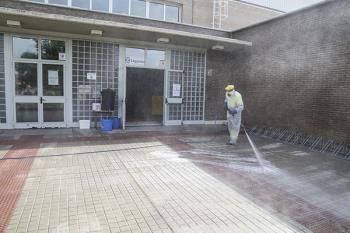 La ayuda se ha destinado a comprar test de detección, de material sanitario y protección para varios hospitales