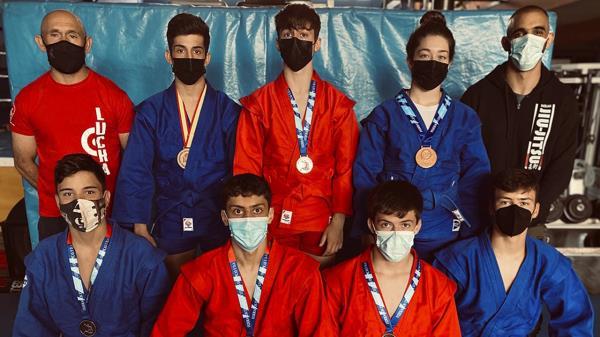 Consiguieron una medalla de oro y cinco de bronce, lo que les sitúa como uno de los mejores clubes de esta disciplina deportiva de nuestro país