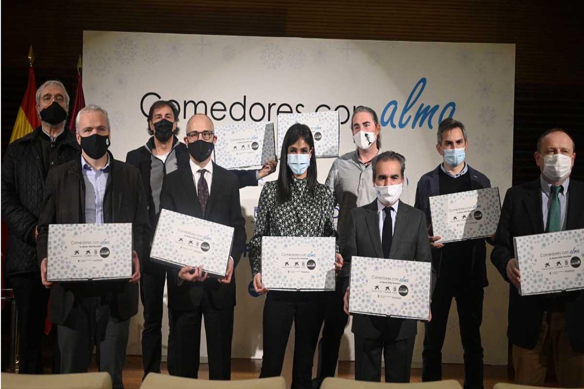 El Ayuntamiento de la capital colabora en la iniciativa con la Fundación la Caixa y Caixabank