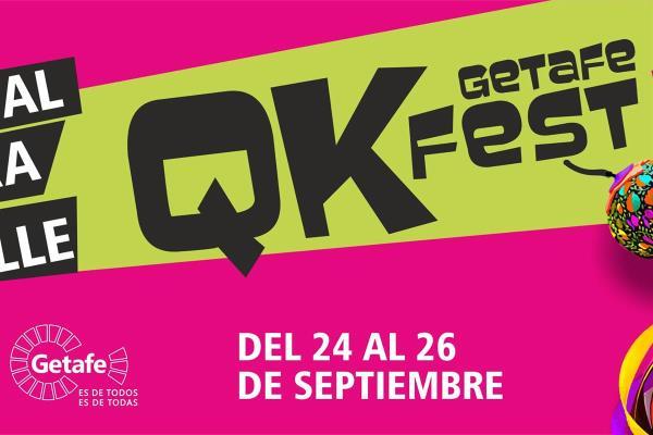 Getafe albergará durante tres días conciertos, teatros, espectáculos y verbenas familiares.
