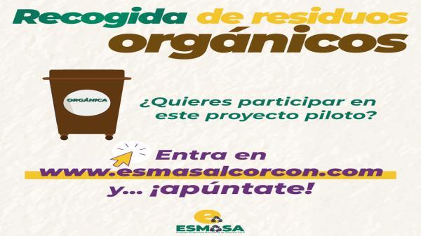 Comienza la formación sobre el tratamiento de materia orgánica