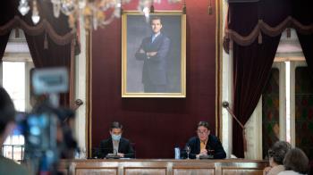 A cargo del catedrático de Literatura Española, poeta y director del Instituto Cervantes, Luis García Montero