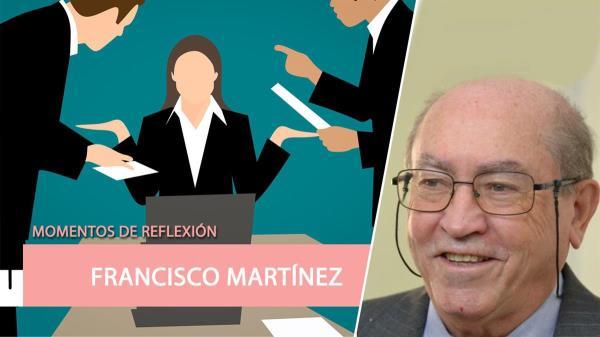 Francisco Martínez ahonda en un dilema empresarial ¿tú cómo actuarías?
