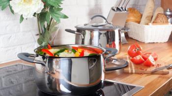 Estos son los métodos más saludables para cocinar los alimentos