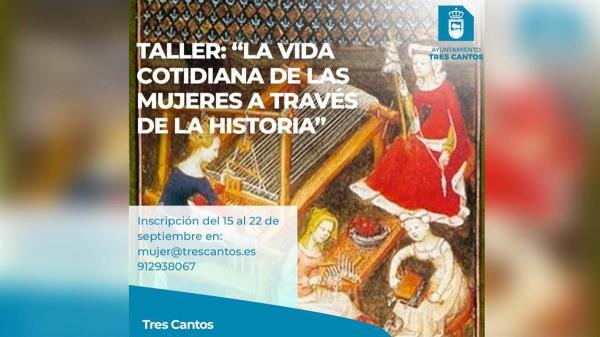 Se pretende revisar la historia desde las antiguas civilizaciones al Madrid musulmán y destacar algunas figuras femeninas que rompieron moldes