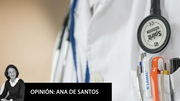 Opinión de Ana de Santos sobre la gestión de la Salud Pública
