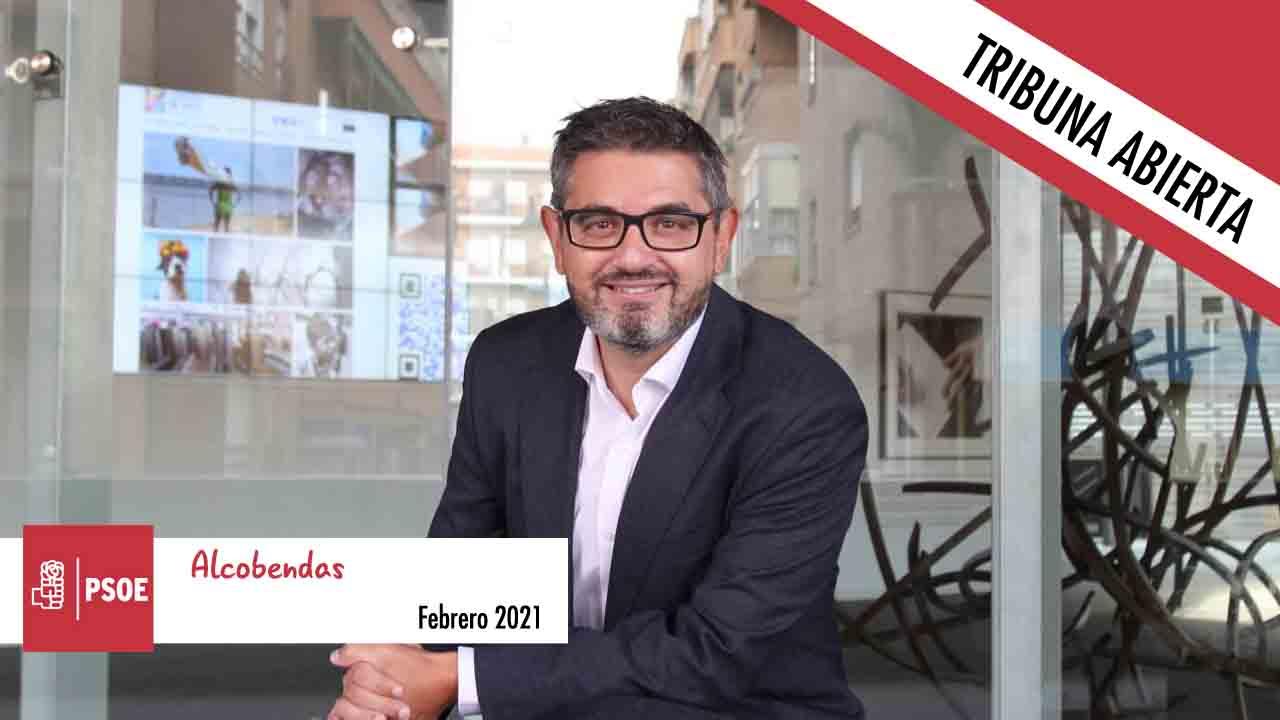 Opinión | El grupo municipal del Psoe en Alcobendas hace balance del paso de Filomena