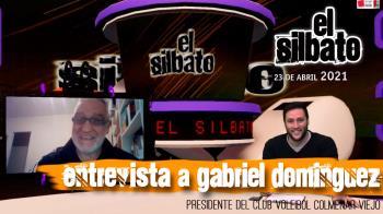 Entrevista con Gabriel Domínguez