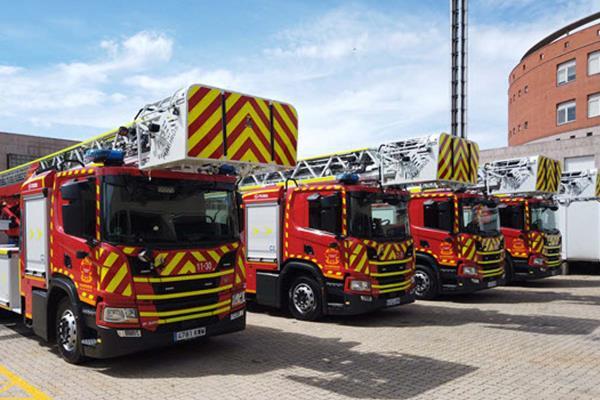 Tras la intervención de bomberos, Protección Civil y Policía Local no fue necesaria la evacuación del edificio