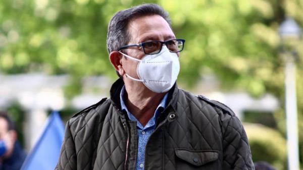La denuncia también incluye a Alejandro Martín, portavoz del PSOE del Ayuntamiento de Móstoles