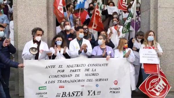 Los sindicatos de la Mesa Sectorial reclaman el cumplimiento de los acuerdos con la CAM