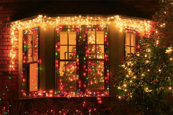 Concurso de fachadas con motivo navideño