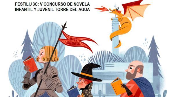 El Premio Torre del Agua está dotado con 1.500 euros y la publicación de las obras ganadoras